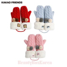 KAKAO FRIENDS Junior Knit Mittens Gloves 1ea