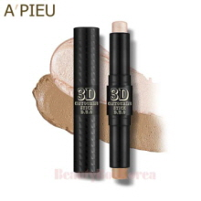 A'PIEU 3D Contouring Stick Duo 4.5g*2ea,A'Pieu,Beauty Box Korea