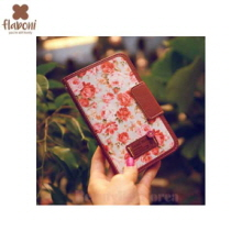 FLABONI Meomory of The Old Nosegay Rose Pink Wallet Phonecase