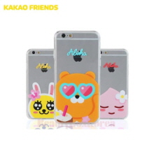KAKAO FRIENDS Aloha Jell Hard Phone Case,Beauty Box Korea
