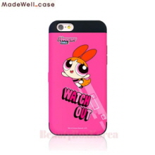 MADEWELL-CASE Power Puff Girls Card Bumper Phone Case Blossom,Beauty Box Korea