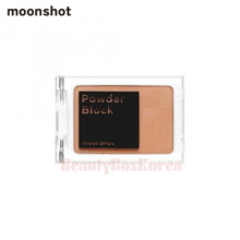 MOONSHOT Powder Block Matte 3g,Beauty Box Korea