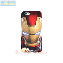 OKICASE Marvel Avengers Silicone Bumper Phone Case Iron Man,OKICASE,Beauty Box Korea