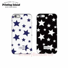 PRINTING ISLAND 4Items Modern Star Tough Phone Case,PRINTING ISLAND