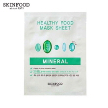 SKINFOOD Healthy Food Mask Sheet (Mineral) 23g, Skinfood