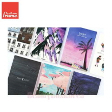 ALL NEW FRAME Artist Choi Mini Note Collection A 1ea,Beauty Box Korea