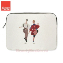 ALL NEW FRAME Dance Dance Tablet Pouch (iPad Air/Air 2,Galaxy Tap S2) 1ea,Beauty Box Korea