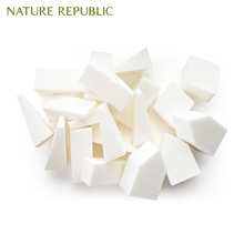 NATURE REPUBLIC Beauty Tool Makeup Puff 20p, NATURE REPUBLIC