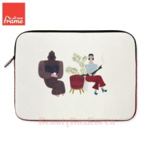 ALL NEW FRAME Teatime Tablet Pouch (iPad Air/Air 2,Galaxy Tap S2) 1ea,Beauty Box Korea