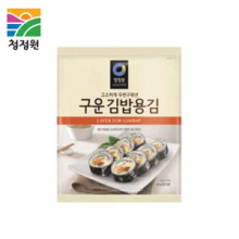 CHUNGJUNGONE Roasted Sushi Laver 20heet 40g, CHUNG JUNG ONE