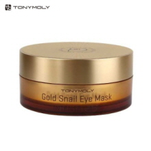 TONYMOLY Gold Snail Eye mask Intense Care 90g, TONYMOLY