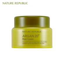 NATURE REPUBLIC Argan 20 Real Cream 50ml, NATURE REPUBLIC