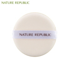 NATURE REPUBLIC Beauty Tool Sliding Puff 1ea, NATURE REPUBLIC