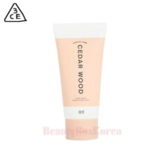 3CE Cedar Wood Moisturizing Cream 70g,3CE,Beauty Box Korea