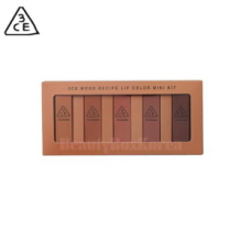3CE Mood Recipe Lip Color Mini Kit 1.3g*5ea [Limited],3CE,Beauty Box Korea