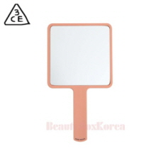 3CE Mood Recipe Square Hand Mirror 1ea ( #Rose Beige )
