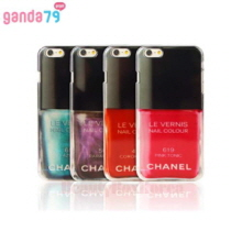 GANDA79 7Items Manicure Jelly Phone Case