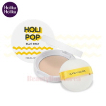 HOLIKA HOLIKA Holipop Blur Pact 10.5g,Beauty Box Korea