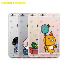 KAKAO FRIENDS 8Kinds Hologram Gift Jelly Phone Case