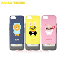 KAKAO FRIENDS Slide Card Bumper Phone Case,KAKAO FRIENDS