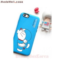 MADEWELL-CASE Doraemon Bumper Case Blue Kiss,MADEWELL-CASE