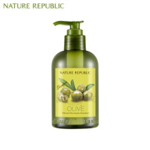 NATURE REPUBLIC Natural Olive Hydro Shampoo 310ml, NATURE REPUBLIC