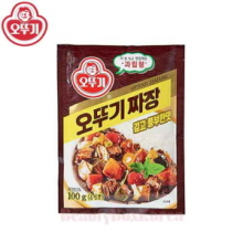OTTOGI Jjajang Powder [Deep & Rich Taste] 100g,Beauty Box Korea