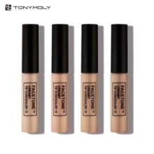 TONYMOLY Face Tone Creamy Tip Concealer SPF30 PA++ 6g, TONYMOLY