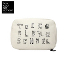 TOO COOL FOR SCHOOL Dinoplatz T-Rex VS Hatori Sando Pouch 1ea, TOO COOL FOR SCHOOL