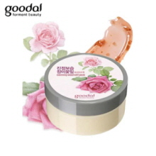 GOODAL Nature Solution Rose Leaf Soothing Pack 100ml, GOODAL