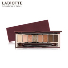 LABIOTTE Chateau Labiotte Wine Eye Shadow Pallete 8.8g,Beauty Box Korea