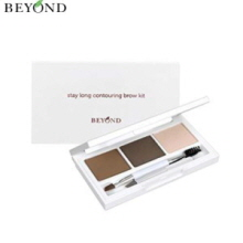 BEYOND Stay Long Contouring Brow Kit 01 Ash Brown 5g, BEYOND