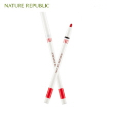 NATURE REPUBLIC Pure Shine Coloring Lip Pencil 0.5g, NATURE REPUBLIC