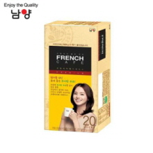 NAMYANG French Cafe Coffee Mix Premium 11.6g x 20 Sticks, NAM YANG