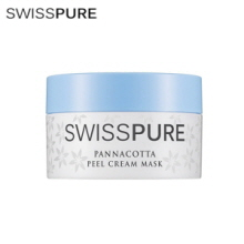 SWISSPURE Pannacotta Peel Cream Mask 80ml, SWISSPURE