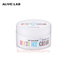 ALIVE-LAB Multi Ice Cream 100ml, Own label brand