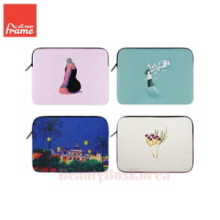 "ALL NEW FRAME Notebook Pouch Collection(Laptop Sleeve) 15"" 1ea,Beauty Box Korea"