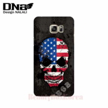 DESIGN NALALI 3Items CBGB Skull Hard Phone Case,Beauty Box Korea
