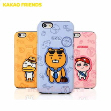 KAKAO FRIENDS Travel Double Bumper Phone Case,KAKAO FRIENDS,Beauty Box Korea