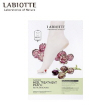 LABIOTTE Marry Eco Heel Treatment Patch With Artichoke, LABIOTTE