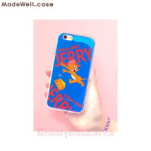 MADEWELL-CASE Tom&Jerry Neon Jelly Hurry Up Jerry, MADEWELL-CASE