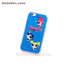 MADEWELL-CASE Power Puff Girls Neon Jelly Power Up, MADEWELL-CASE