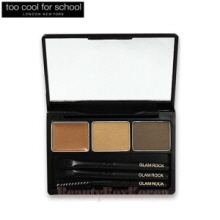 TOO COOL FOR SCHOOL Glam Rock Brow Express 4g,Beauty Box Korea