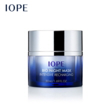 IOPE Bio Night Mask Intensive Recharging 50ml, IOPE