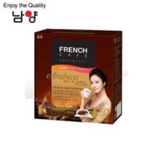 NAMYANG French Cafe Coffee Mix Arabica Gold Label 11.5g x 50 Sticks, NAM YANG