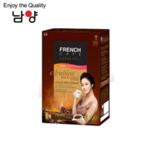 NAMYANG French Cafe Coffee Mix Arabica Gold Label 11.5g x 100 Sticks, NAM YANG