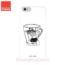 ALL NEW FRAME Teatime Hard Phone Case 1ea,Beauty Box Korea