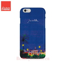 ALL NEW FRAME Sevilla Hard Phone Case 1ea,Beauty Box Korea