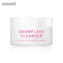 MEMEBOX NOONI Snow Flake Micro Cleansing Balm 120g, NOONI