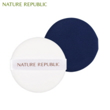 NATURE REPUBLIC Beauty Tool Cushion CC Air Puff 2ea, NATURE REPUBLIC